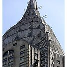 Chrysler Building by j4y00078