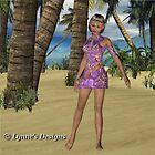 Tropical Alisha by lady975
