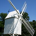 Williamsburg's Windmill: Whereabouts soon to be unknown . . .   by Tim Scullion