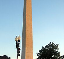 Washington Monument by Lana Kole