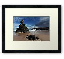 Sango Framed Print