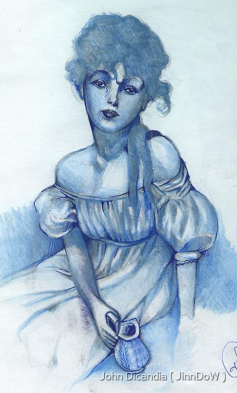1900 ( The Bourgeoisie ) by John Dicandia  ( JinnDoW )