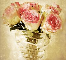 Fresco Roses by Jessica Jenney