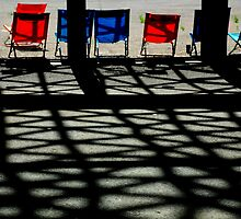 deckchairs by loinfr