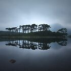 Derryclare Lake by vwphotography