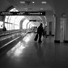 Concourse E II by Lana Kole
