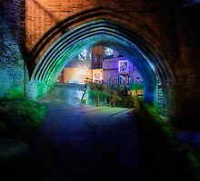 Old Elvet Archway by David Lewins