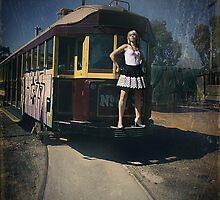 Zoe 1 by Katherine Davis