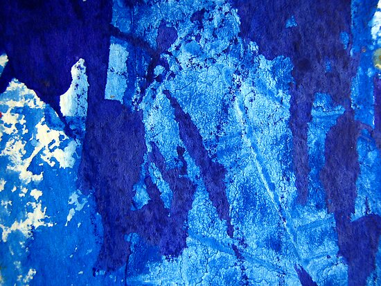 Blue Jazz by Kathie Nichols