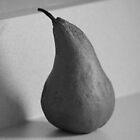 Shadow of a Pear by Dean Mucha