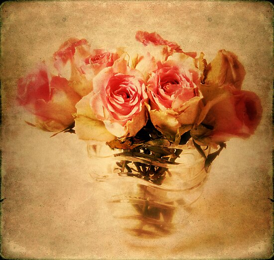 Burnished Roses by Jessica Jenney