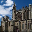 St. Nazarius, Carcassonne by WatscapePhoto