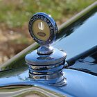 Ford Model A Radiator Cap by Boyce MotoMeter by TeeMack