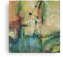 From Inside to the Distance Canvas Print
