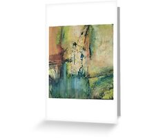 From Inside to the Distance Greeting Card