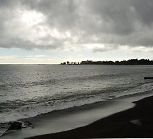 Hilo bay by Hannah Fenton-Williams
