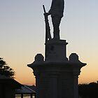 Early Dawn, Tewantin Memorial by Emma Tepania