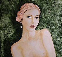 Magdalene by Gaspare De Stefano