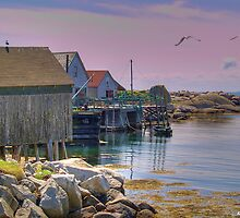 West Dover, Nova Scotia by kenmo