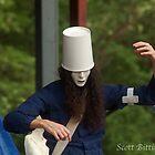Buckethead  by ScottBittinger