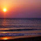 North Carolina Sunrise I by clairehogan