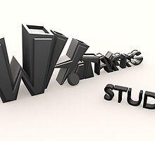 Blender Project: Whitaker's Studio Logo by Charles Whitaker