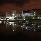 Liverpool One, Night Reflections by Kimberley  x ♥ Davitt