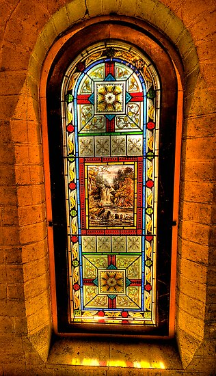 Turkish Baths - Wynstay Estate, Mount Wilson NSW - The HDR Experience by Philip Johnson