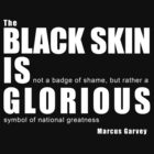 Black Skin by kashley