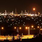 corio at night by kerrie black