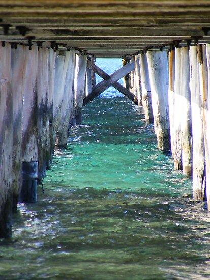 Under the boardwalk by Megs81
