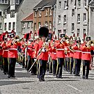 Royal Scots Dragoon Guards - Military Band by Chris Clark
