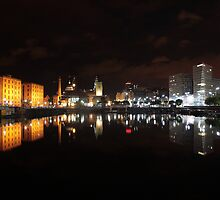 Albert Dock, Liverpool by Kimberley  x ♥ Davitt