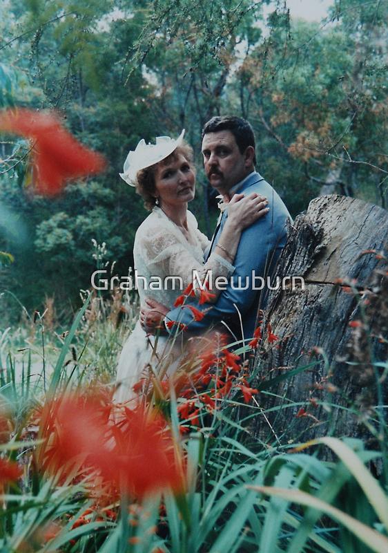 Bush Shot by Graham Mewburn