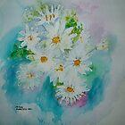 Daisies by Shoshonan