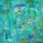 Busy Aqua (Best viewed large) by MelDavies