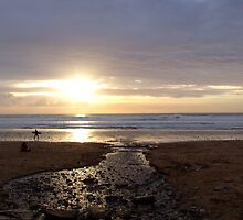 newquay, watergate bay. by sblight