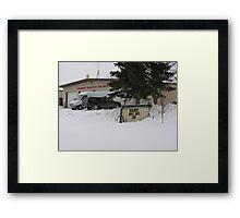 remember mark davis Framed Print
