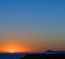 Sunset at Kilcunda by Aleksander