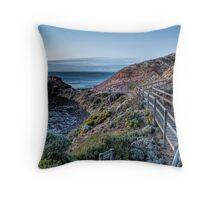 Cape Schanck • Mornington Peninsula • Victoria Throw Pillow