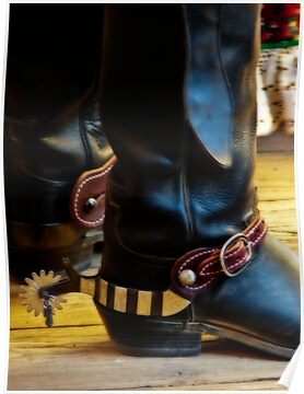 Boots and Spurs by Linda Gregory