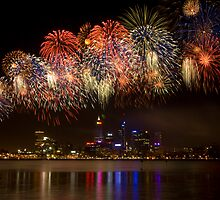 Fire Works by Nigel Donald