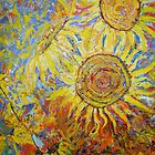Sunflowers. by bosmoore