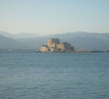 Mpourtzi, Nafplio, Greece by marigoulamag