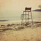 Lifeguard tower by SylviaCook