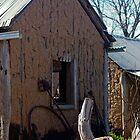 'Mud Brick Shed' by Kat36