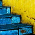 Step Step Step by Deon Van Den Berg