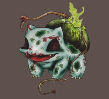 Zombie Bulbasaur by RPGesus