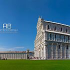 City of Pisa by Angel Benavides
