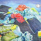 Coral Reef by brisdon